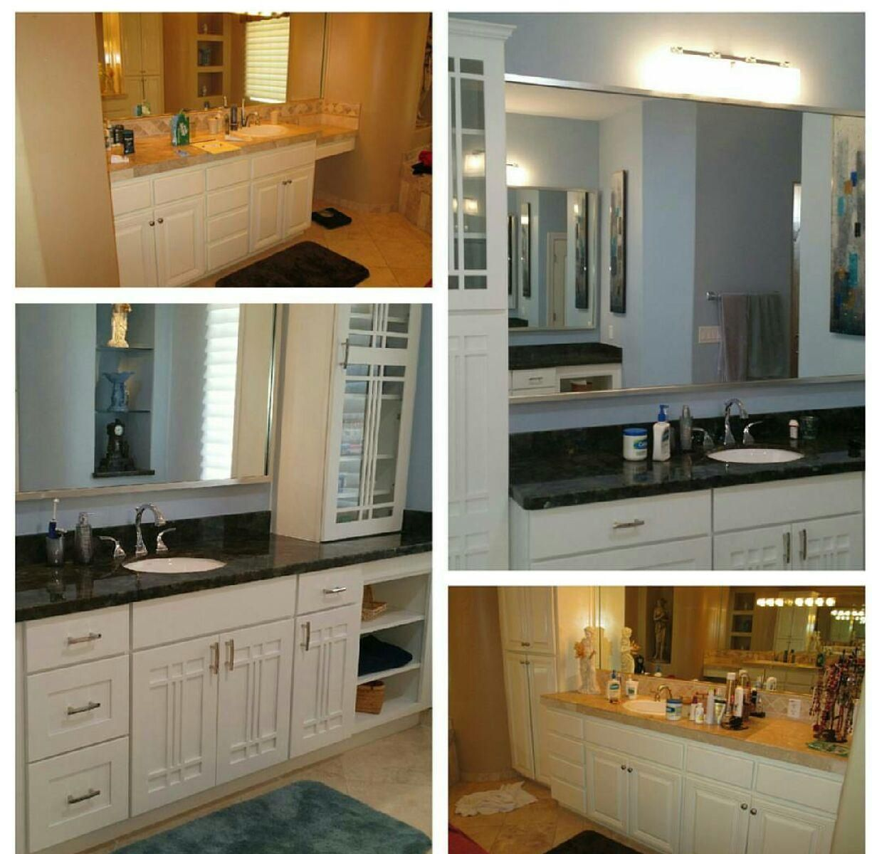 Bathroom remodel in Scottsdale, Arizona. Remodeled by ...