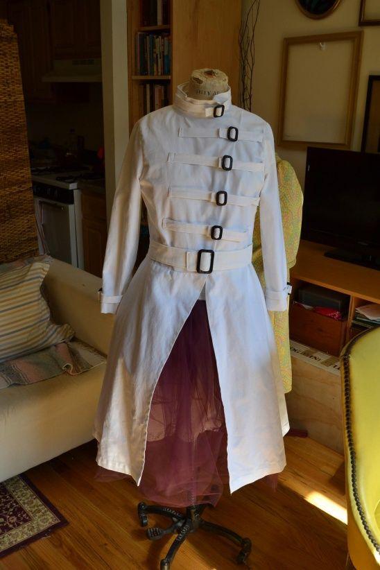 custom mad scientist labcoat by desira pesta project