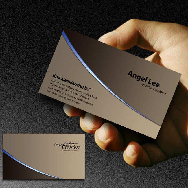 business card design and enjoy a stable business card psd