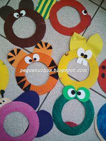 Tevékenységek gyermekek oktatását !!!!: játék állatok gyűrűk