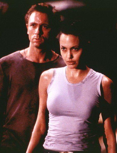Angelina Daniel Lara Croft Tomb Raider Angelina Jolie Lara Croft Angelina Jolie Tomb Raider Angelina