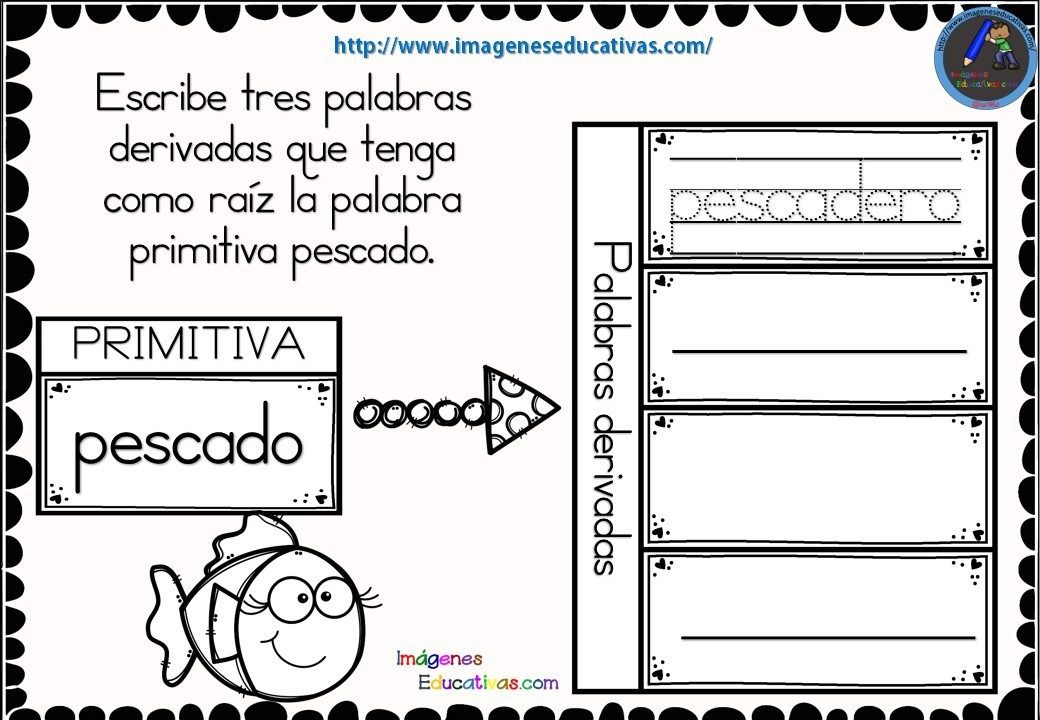 La Familia De Las Palabras Classroom Education School