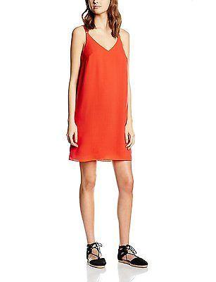 Womens Plain Cami Slip Sleeveless Dress New Look Countdown Package Online vRoIWt