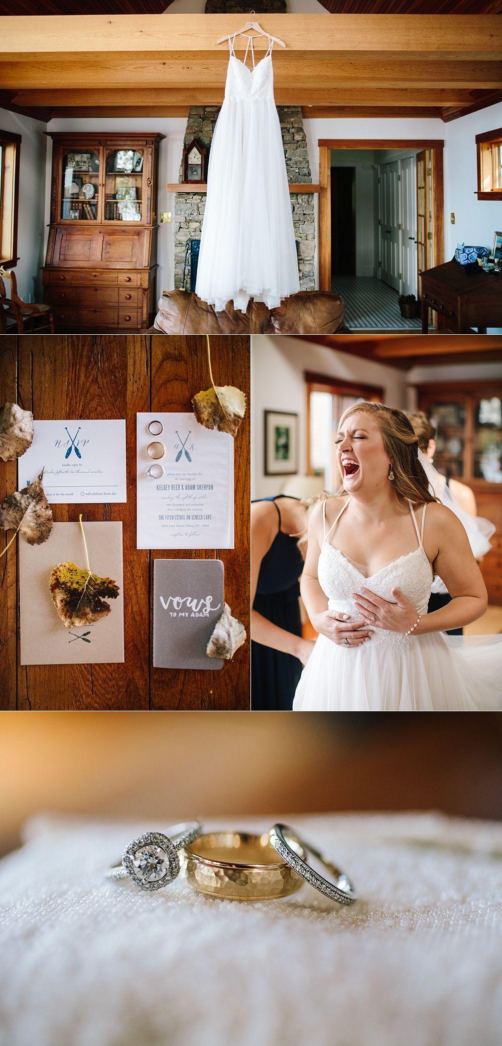 Fitch Estate On Seneca Lake Wedding Finger Lakes Photographers Alexandra Meseke Weddingdress Weddingphotography