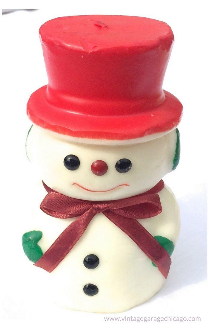 Vintage Christmas Vintage Garage Chicago Vintage Christmas Vintage Christmas Ornaments Vintage Reindeer