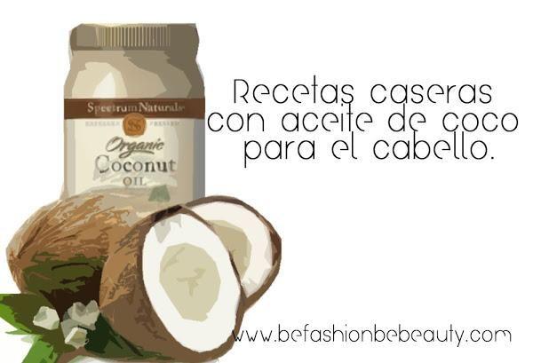 Recetas Caseras Con Aceite De Coco Para El Cabello Cuidar De Tu