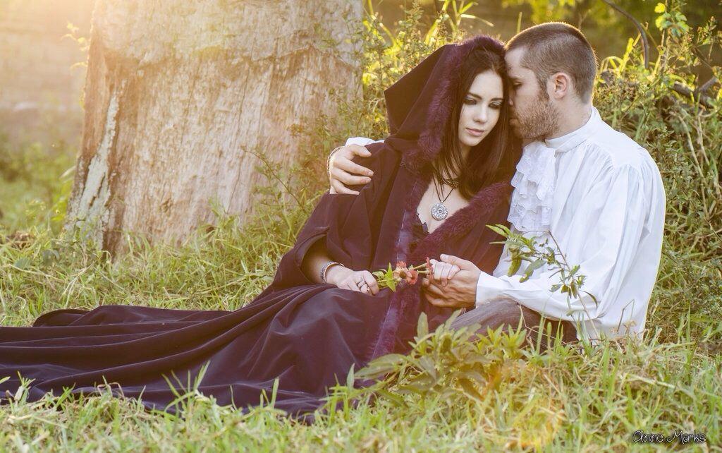 Sorceress in love