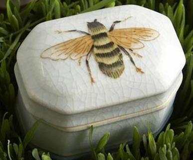 Bee Happy Jewelry Box