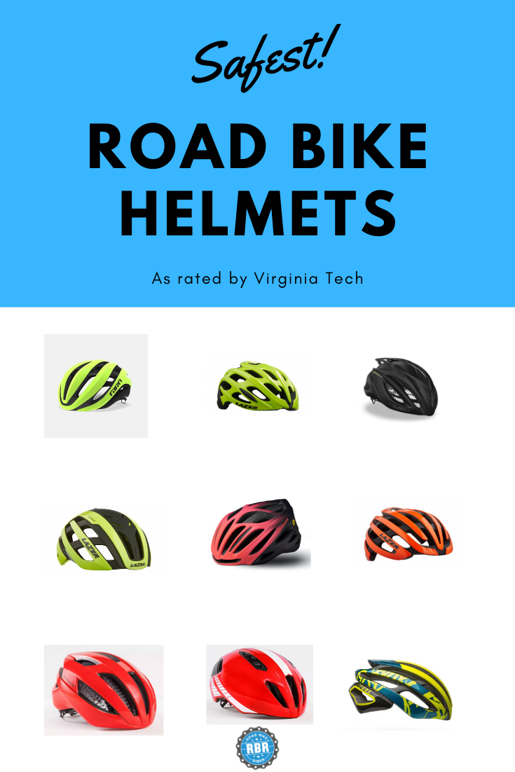 Safest Road Bicycle Helmets as Tested and Ranked by