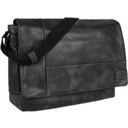 Photo of camel active Herren Messenger-Bag, Kunstleder, schwarz Camel ActiveCamel Active