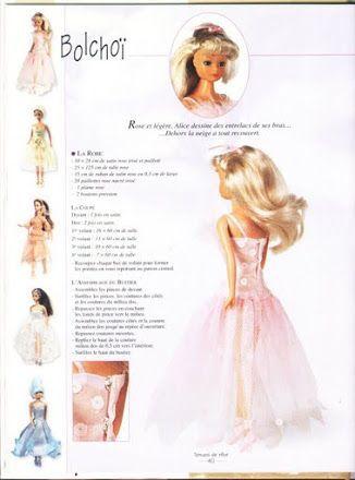 Pin von Lolita Falke auf Barbie | Pinterest | Barbie und Nähen