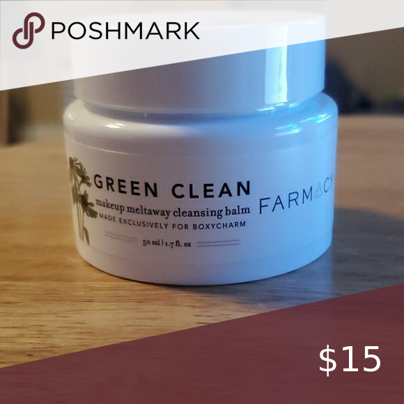 Farmacy green clean makeup removing cleansing balm in 2020