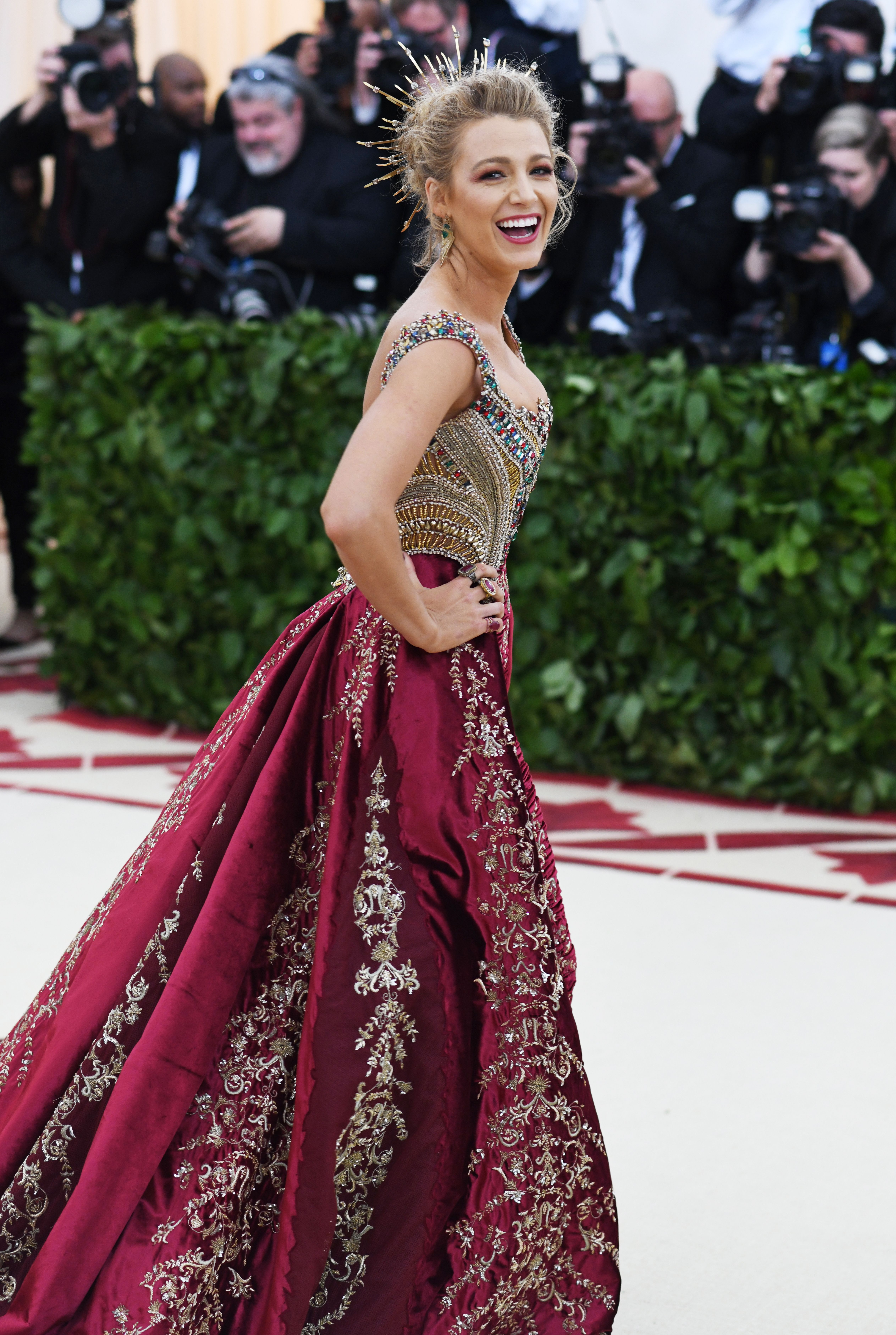 Met Gala 2018 The Best Red Carpet Beauty, Hair And Make