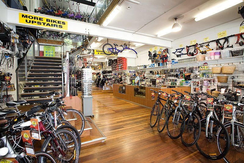 The Best Bicycle Shops In Sydney