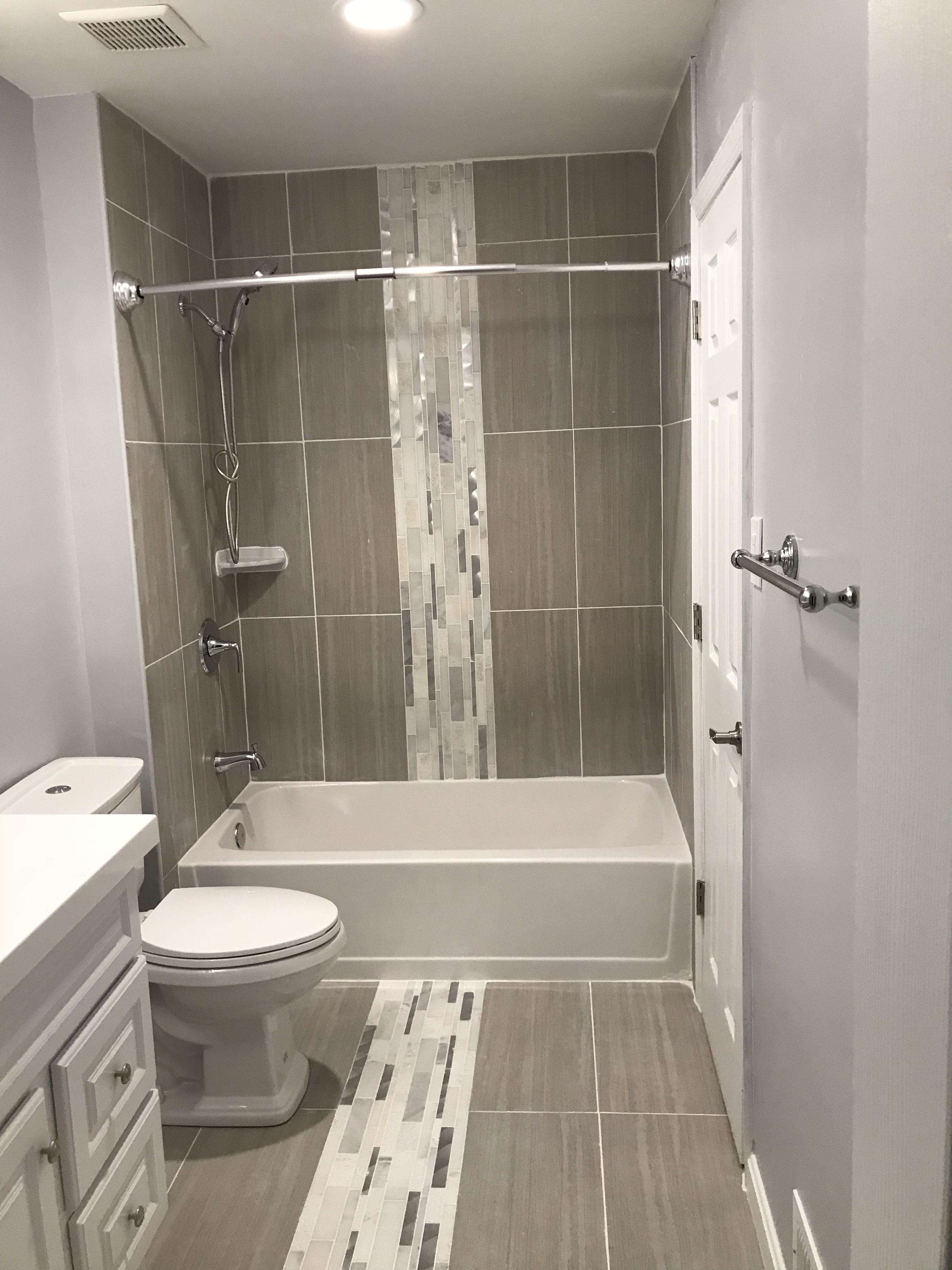 My Finished Bathroom In 2019 Bathroom Bathroom Design