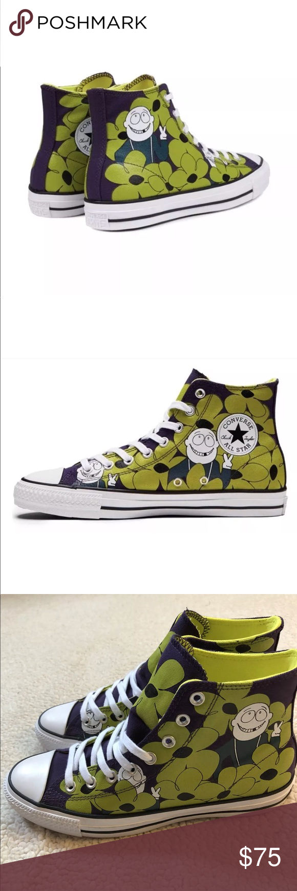 6427b543908fdc CONVERSE Chuck Taylor All Star Pro Hi Dinosaur Jr. NEW CONVERSE Chuck  Taylor All Star