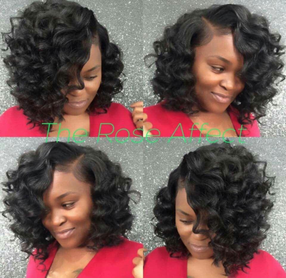 Deep Wave W Wand Curls