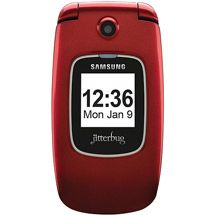 Walmart: Jitterbug Plus No Contract Cell Phone, Red | For ...