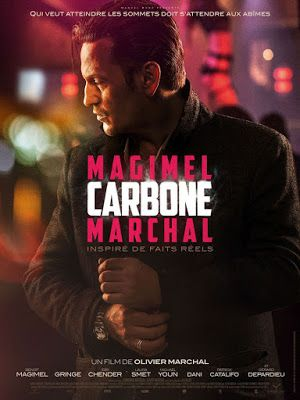 Carbone de O. Marchal (2017 -Nov.). Entre mouuuhais et pourquoi pas ! Bref ça se regarde mais Olivier Marchal nous a habitué à mieux !