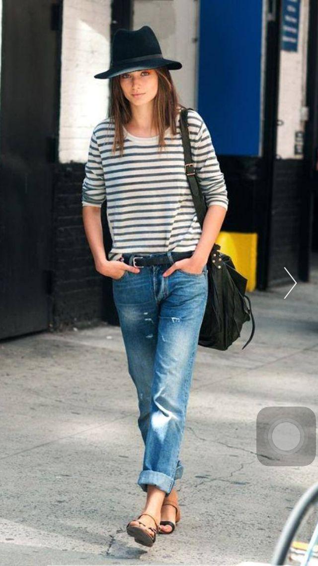 Y estrenamos mes de abril con un nuevo FreeFriday, hoy lo dedicamos a la moda, y es que moda y decoración están bastante ligadas, ¿no les parece? Muchas de las tendencias que vienen en moda luego las vemos plasmadas en decoración, y viceversa, para hoy te traemos esta perfecta combinación, un jeans en Indigo y una camisa a rayas perfecta para hoy.                         Ingresa a nuestro portal web y encuentra tu jeans perfecto www.cw-jeans.com o comunícate  con nosotros al 3148647898…