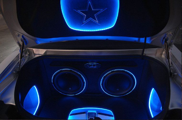 2009 Dodge Challenger 2 By Ultimate Audio Orlando Fl