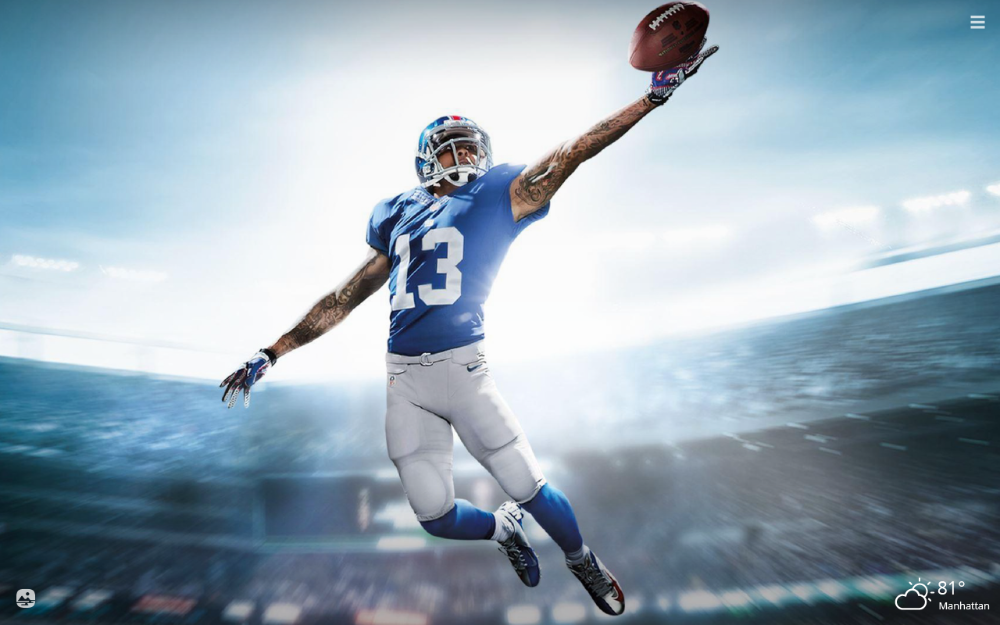 Madden NFL HD Wallpapers New Tab Theme Madden nfl, Nfl