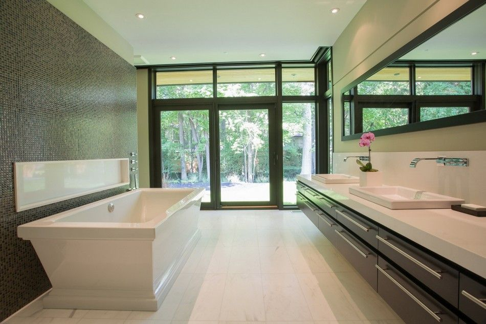 Master Ensuite Modern Home Aiming At Converting Traditionalists Unique Master Ensuite Bathroom Designs Inspiration