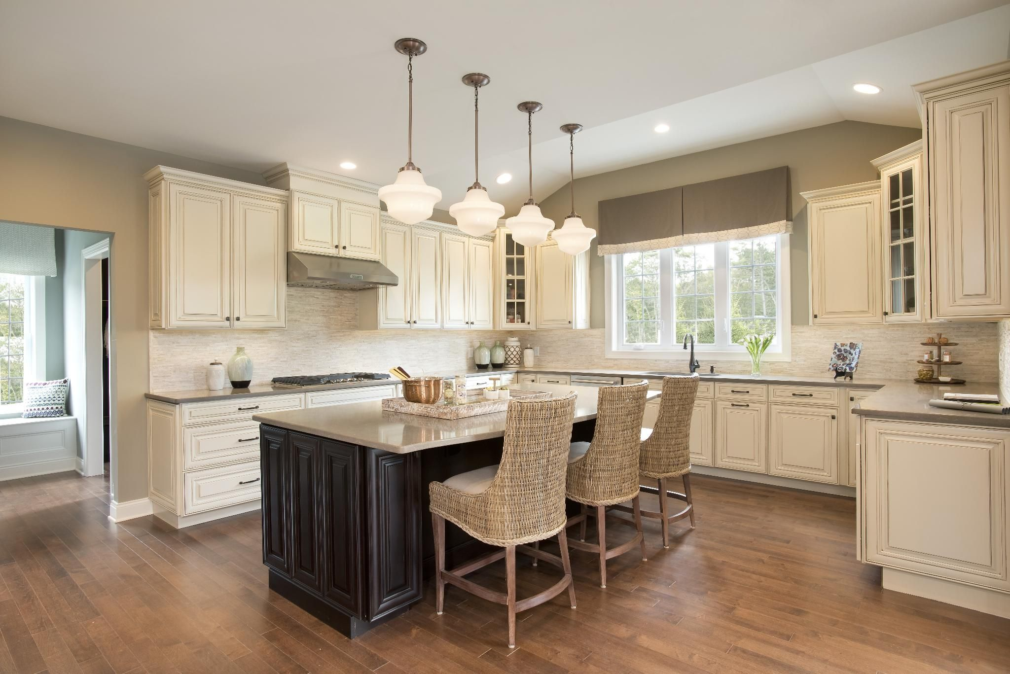 Toll Brothers The Preserve at Canton, MA | Luxury kitchens ...