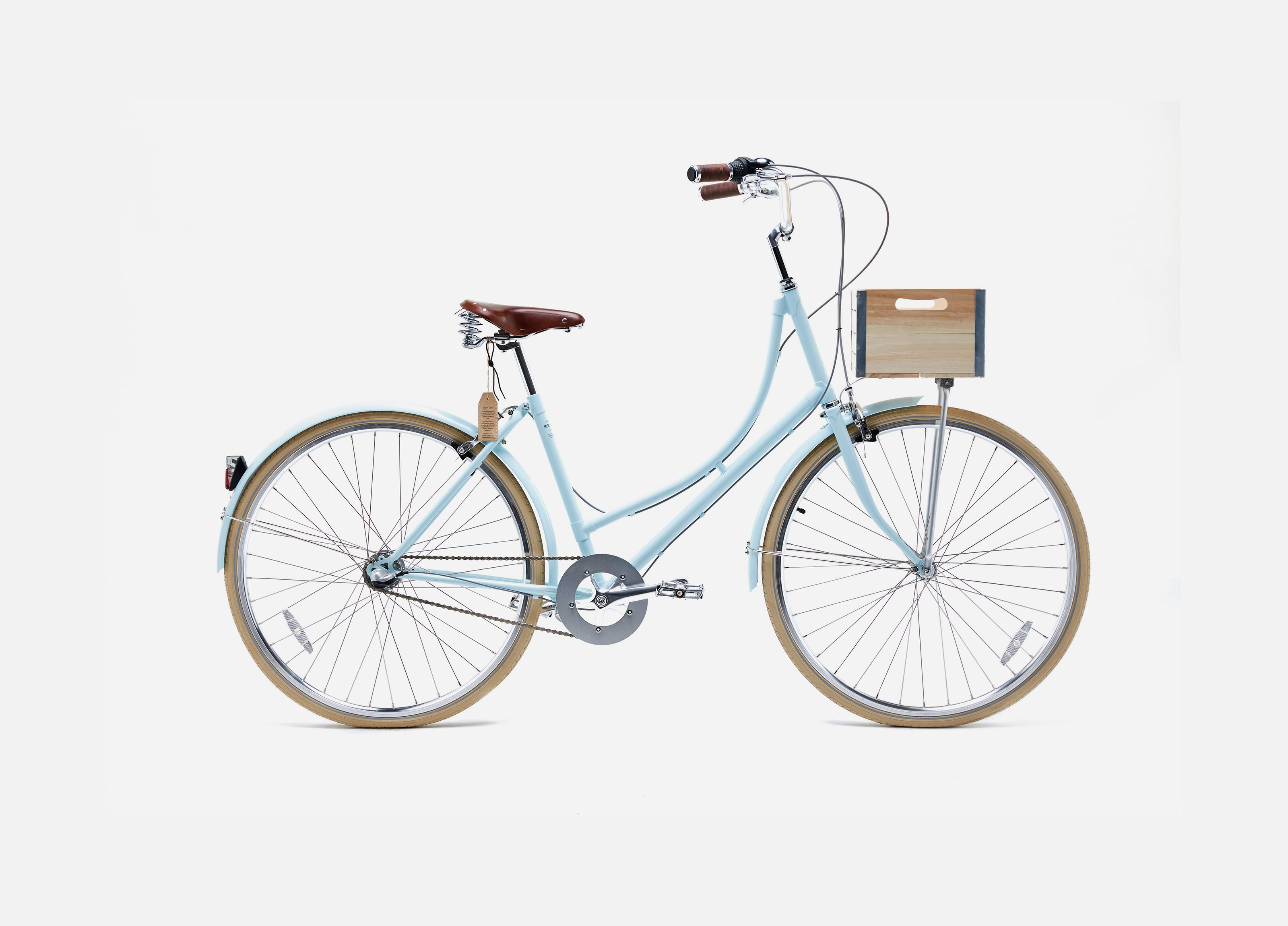 #Qualitative, #minimalistic #bikes by Australian-based company BIRICHINO BICYCLES.  More now on wonce.co - http://bit.ly/2ce5iHm.  #design #art #bicycles #modern #quality #simplicity #minimalism #creativity #inspiration #feature #wonceco #wonce #model #photography