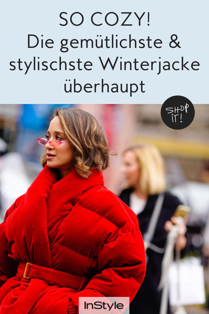 Das ist die gemütlichste und stylishste Winterjacke 2018