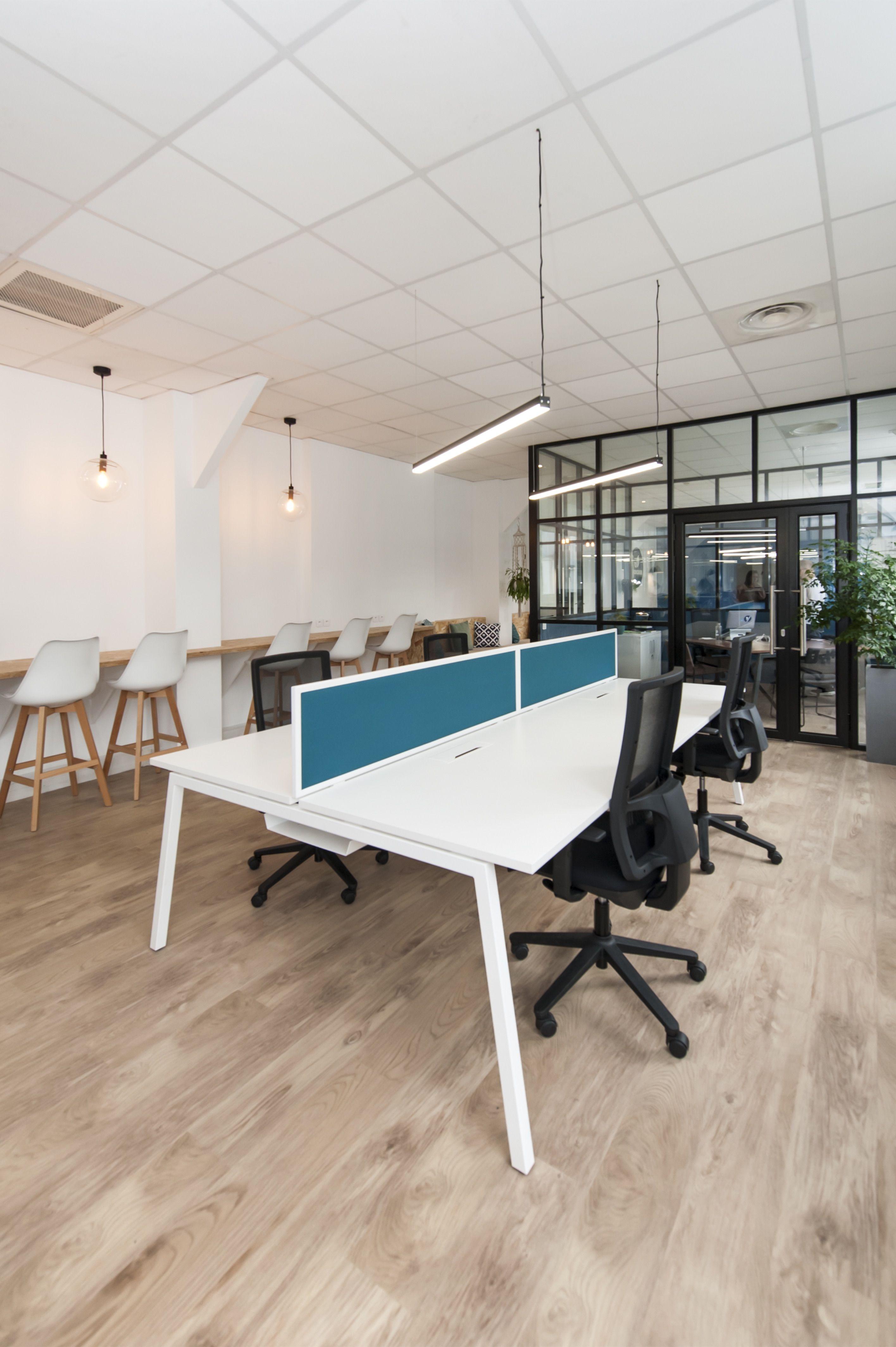 Workspace At Foodcheri S Paris Headquarters Interior Architecture Design Interior Design Firms Cool Apartments