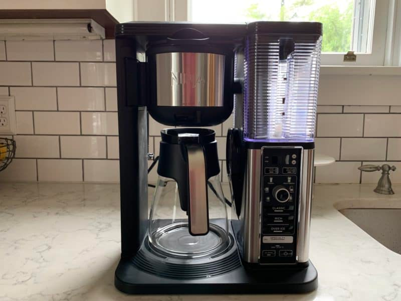 The Ninja Specialty Coffee Maker Review Everything You