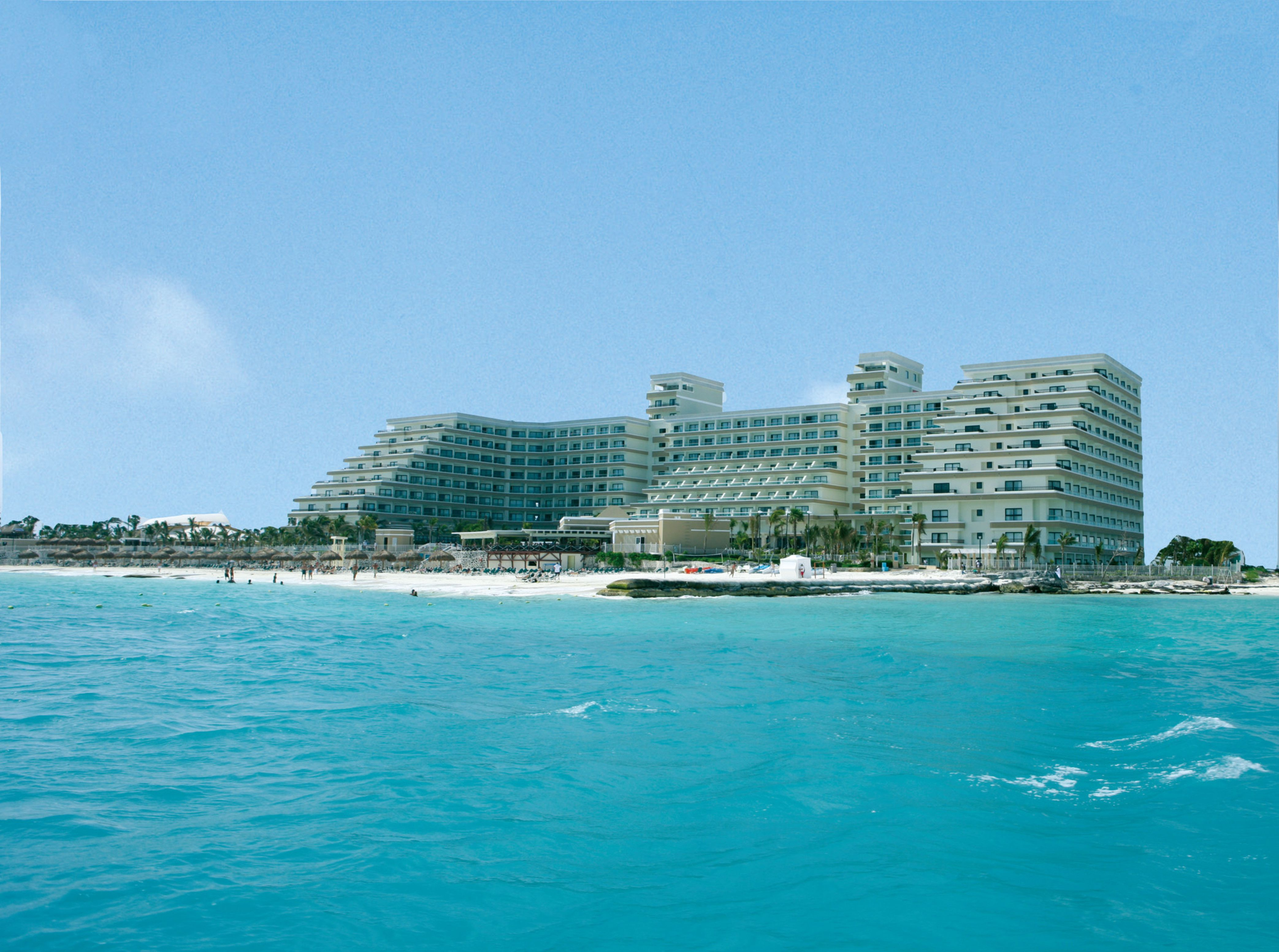 Riu Caribe Itsriutimecancun Riu Caribe Cancun Hotels Cancun Beaches