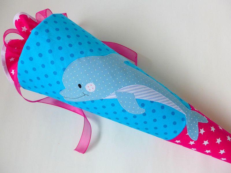 schult ten delfin schult te sp ter kissen ein designerst ck von maximino bei dawanda. Black Bedroom Furniture Sets. Home Design Ideas