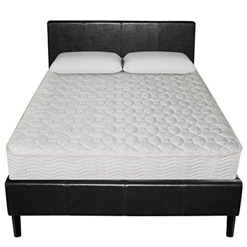 Sleep Master 8 Inch Spring Mattress Full Sleep Master Http Www Amazon Com Dp B00m4qdj6a Ref Cm Sw R Pi Dp S Jzub0gxxcd9 With Images Twin Mattress