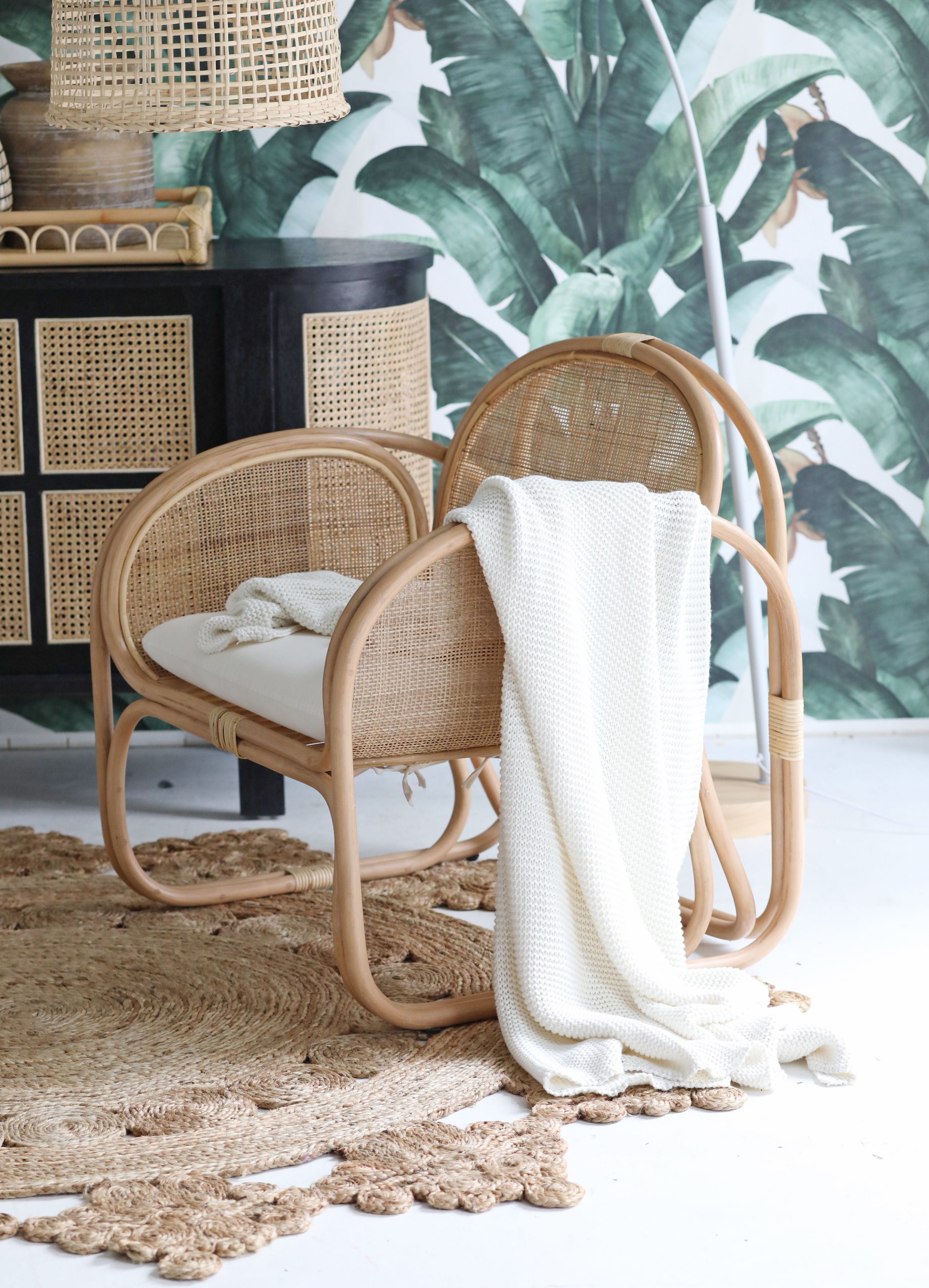 Image result for Rattan style design