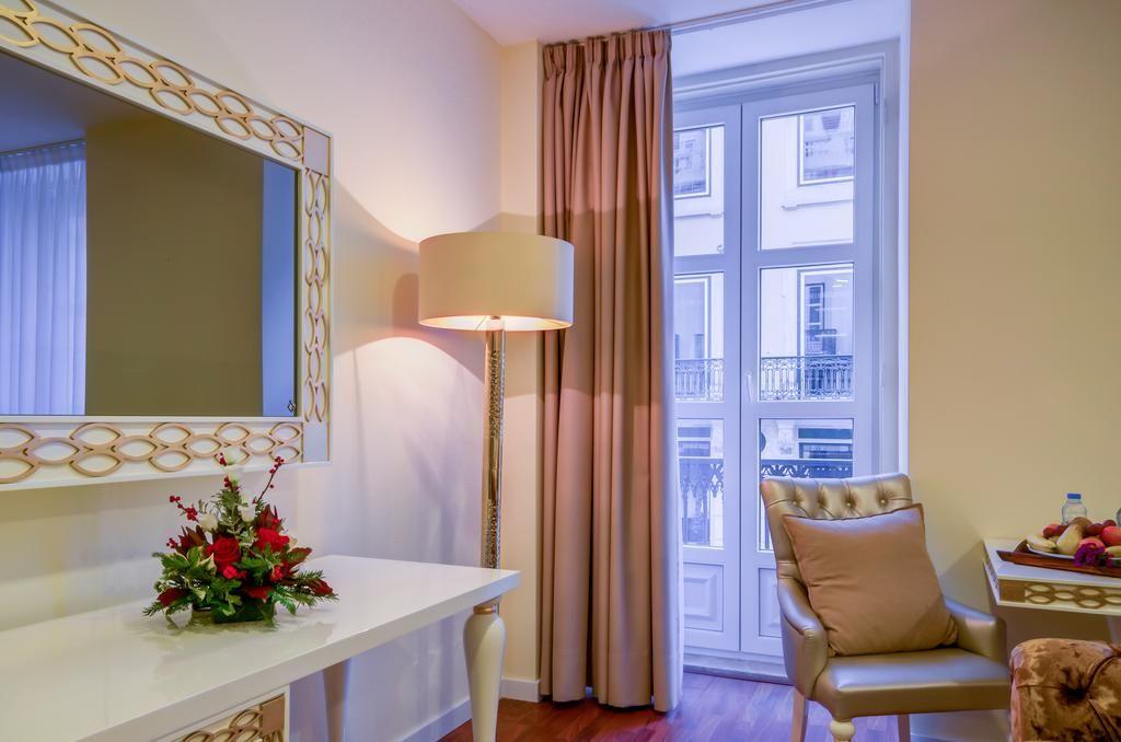 Jetclass Deco Suite Hotel, Lisbon hospitality