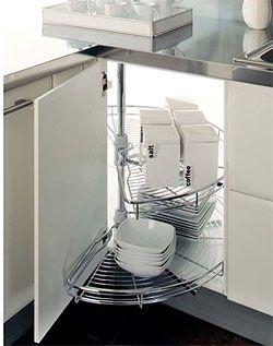 Kitchen Corner Cabinets For Kitchen Design   Domicile
