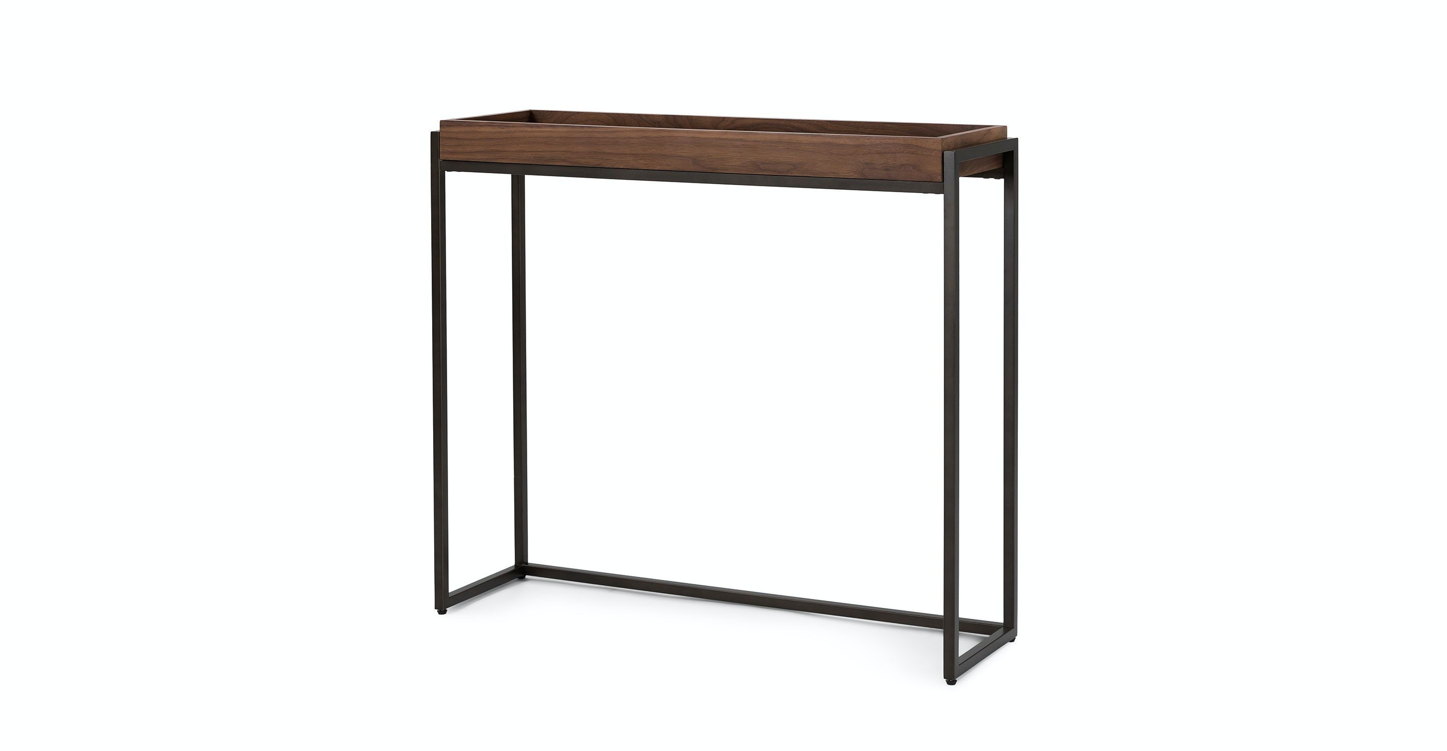 Hafley Two Drawer Console Table Project 62 Console Table Desks For Small Spaces Furniture