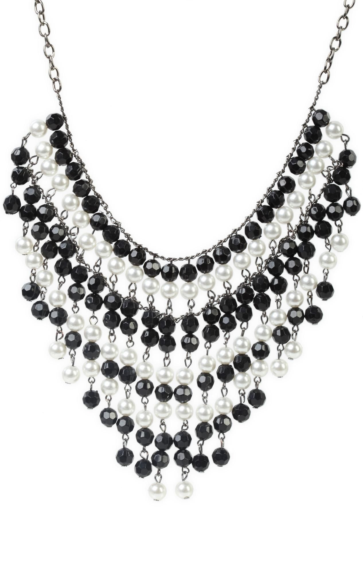 Pearl Statement Necklace 9 30