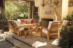 Delightful Introducing American Made Teak Outdoor Furniture: Arthur Lauer