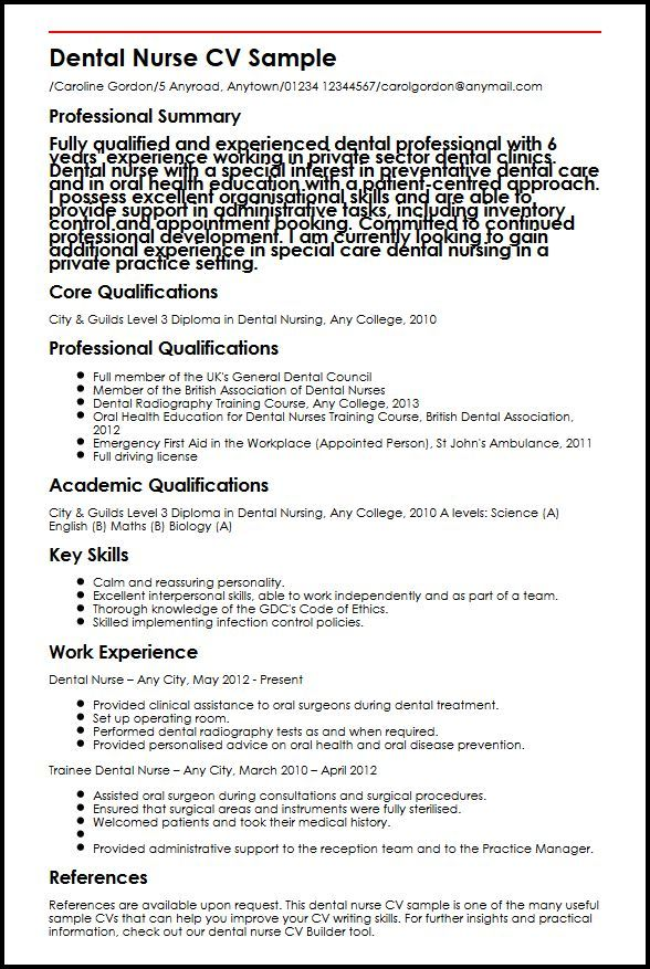 Resume Examples Uk Resume Examples Pinterest Sample resume