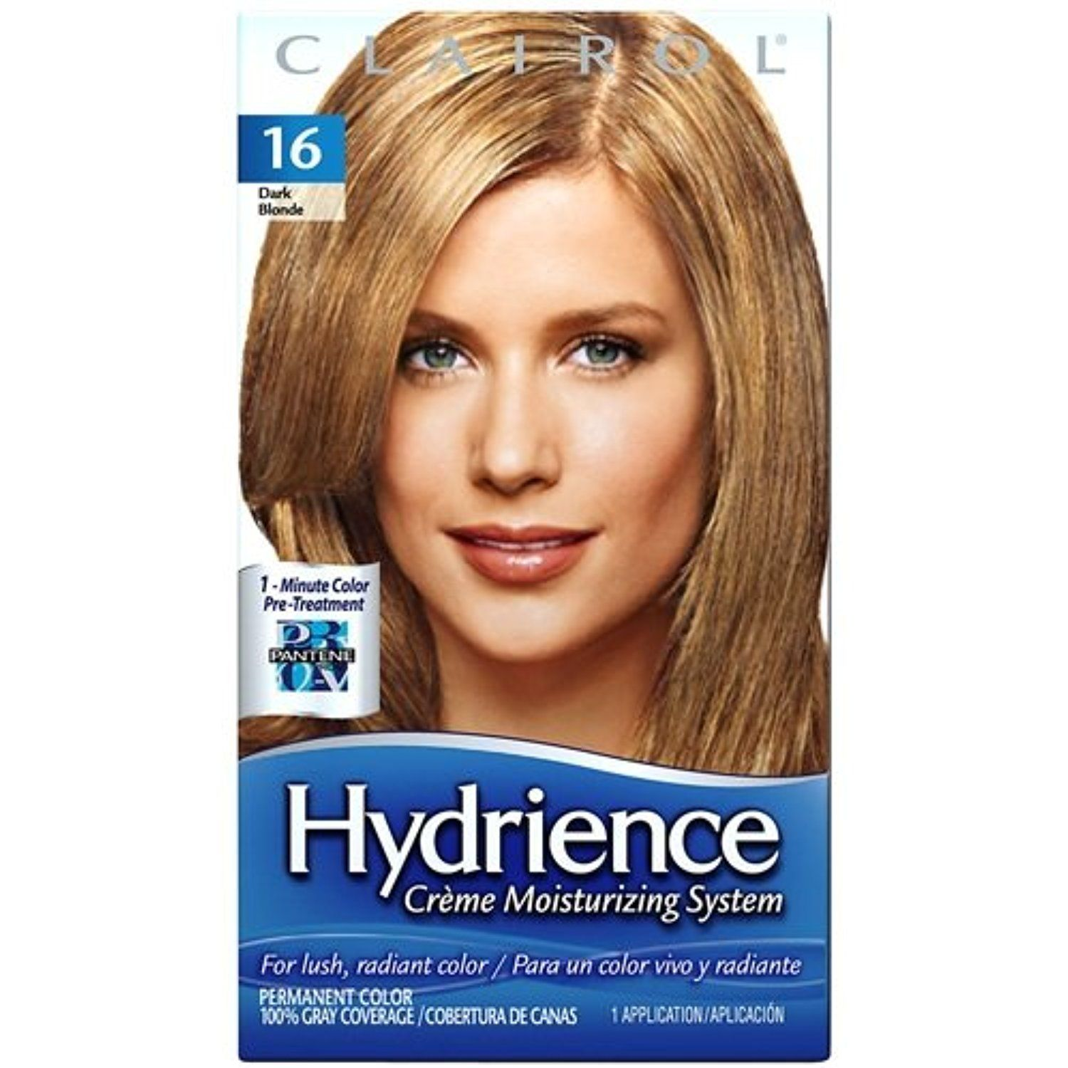 Clairol Hydrience Hair Color Starfish 016 1 Ea Details Can