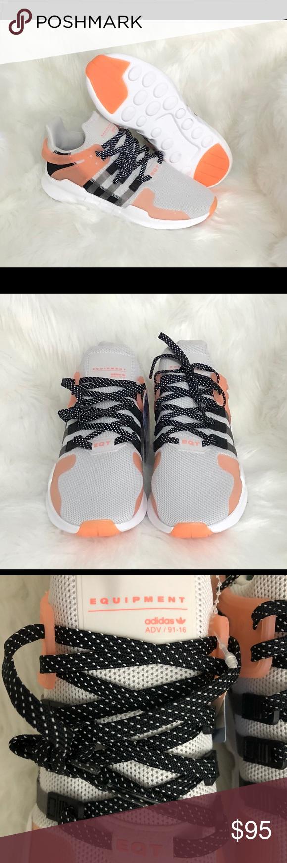 Adidas Originals Eqt Support Adv 8 Brand New Without Original Box Adidas Originals Eqt Support Adv Grey Shoes Sneakers Adidas Pink Adidas Adidas Originals