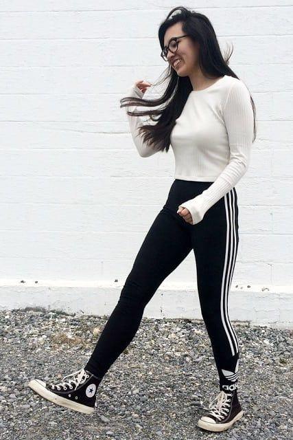 20005061202 18 Looks para la gente que le gusta usar ropa deportiva en todo momento