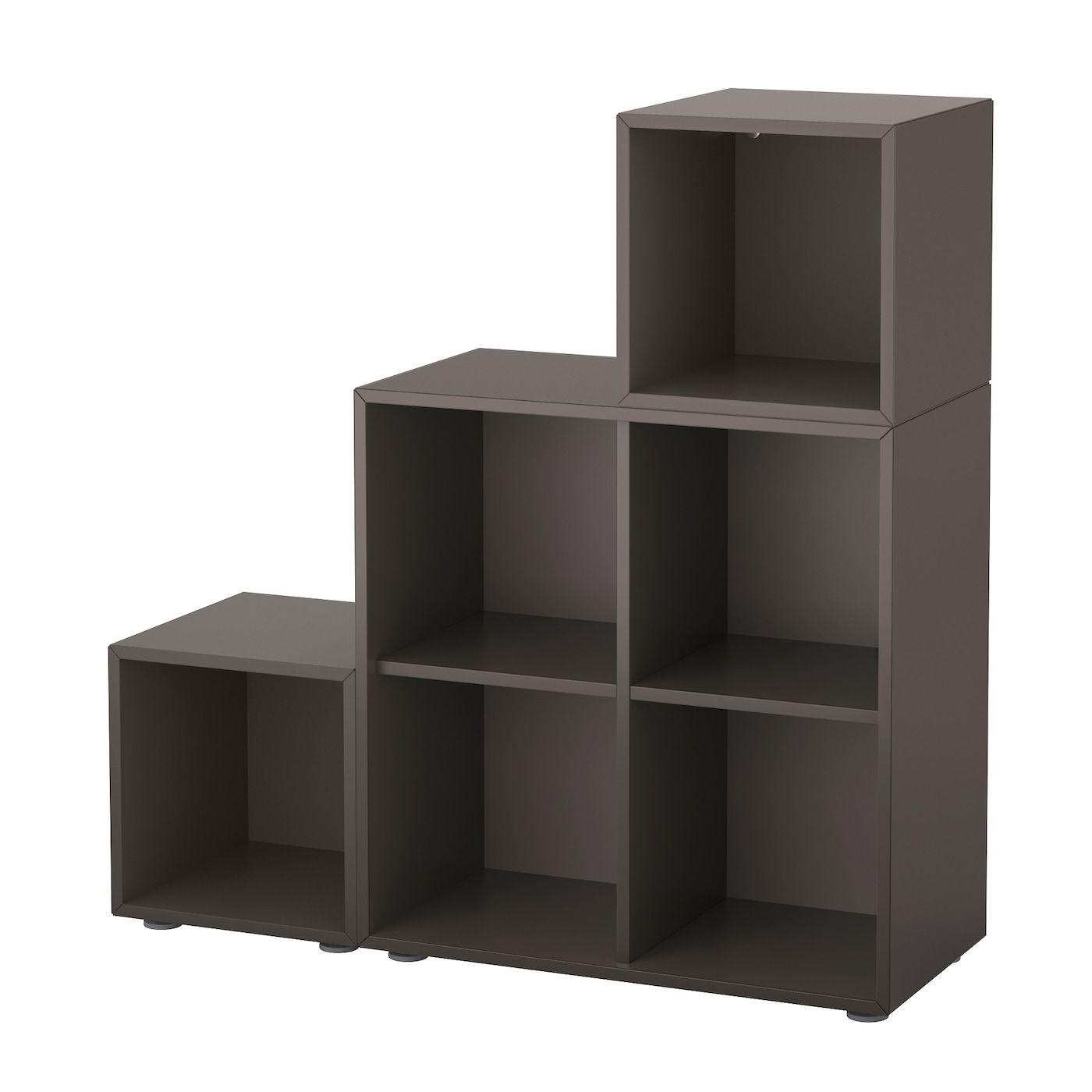 Eket Storage Combination With Feet Dark Gray Ca Ikea In 2020 Eket Ikea Eket Ikea