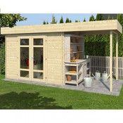 #Abri De #jardin #bois   Trigano Store : Cet Abri De Jardin En