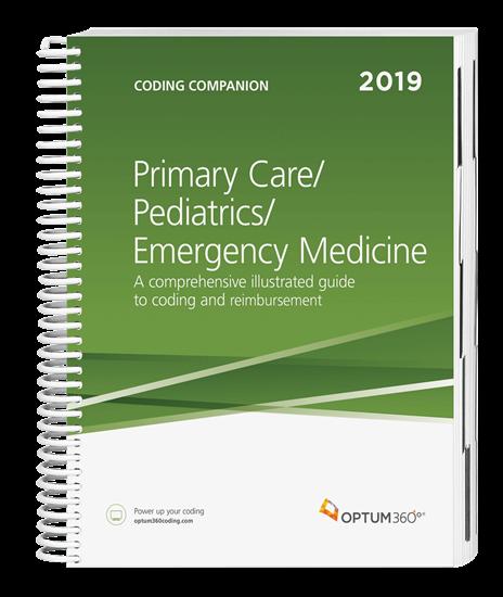 Coding Companion For Primary Care Pediatrics Emergency Medicine