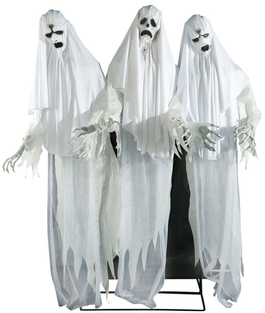 haunting ghost trio animated halloween prop - Halloween Props 2016