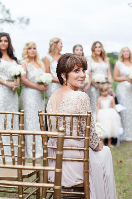 Elegant Mother of the Bride Hairstyles -   17 dress Mother Of The Bride daughters ideas